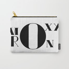 Oxymoron Graphic Shirt Carry-All Pouch