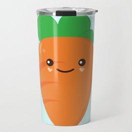 Cute Carrot Travel Mug