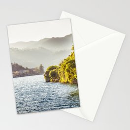 Como Lake Stationery Cards