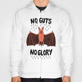 No Guts No Glory - Bat Hoody