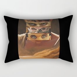 Mad Max Fury Road Rectangular Pillow