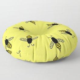 Buzzin' Floor Pillow