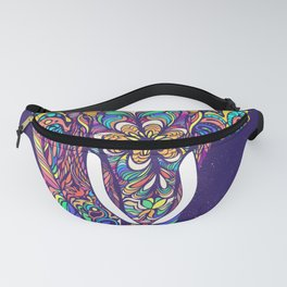 Not a circus elephant Fanny Pack