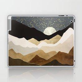 Golden Stars Laptop & iPad Skin