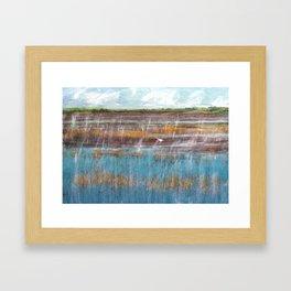 Vacant Land, Everglades, II Framed Art Print