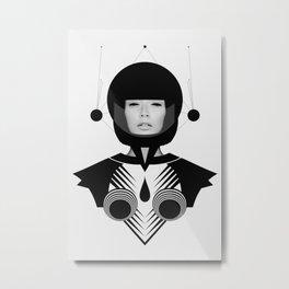 Dark Homonyms IV Metal Print