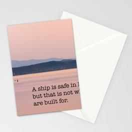 Set To Sail Stationery Cards