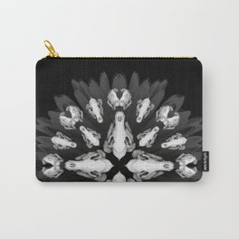 Mandala Macabre Carry-All Pouch