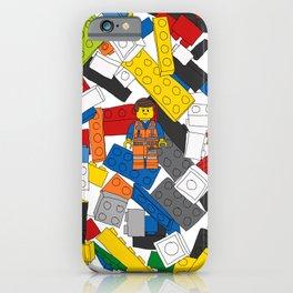 The Lego Movie iPhone Case