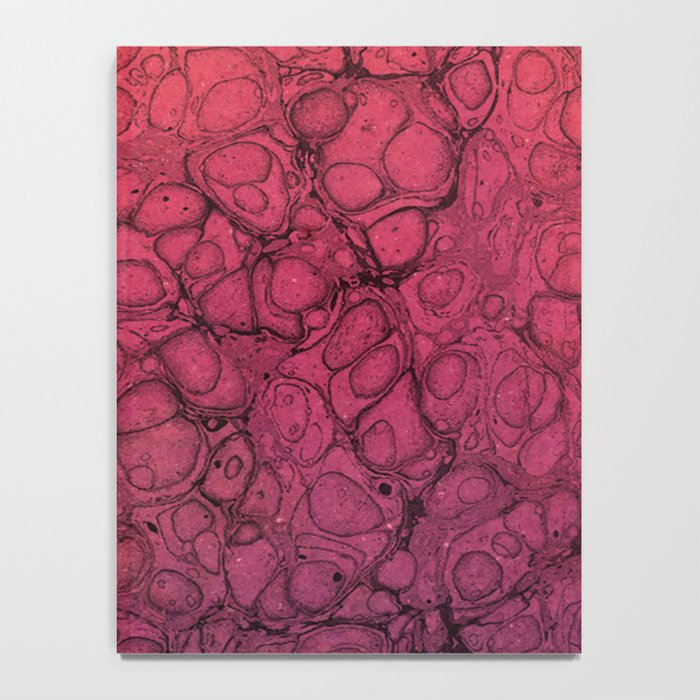 Pink Pattern 56 Notebook