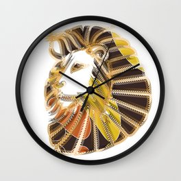 The Pride: Spirit Wall Clock