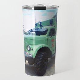 Communist Truck For Sale | Sveti Stefan, Montenegro Travel Mug