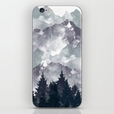 Winter Tale iPhone & iPod Skin