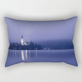 Slovenia Rectangular Pillow