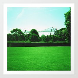 Primrose Hill (3) Art Print