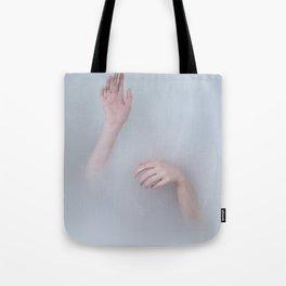 Emerging 1 (Self Portrait) Tote Bag
