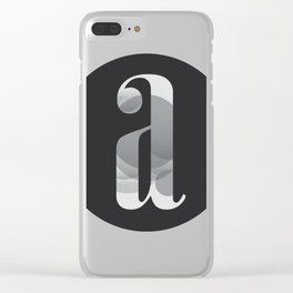 Just a Clear iPhone Case