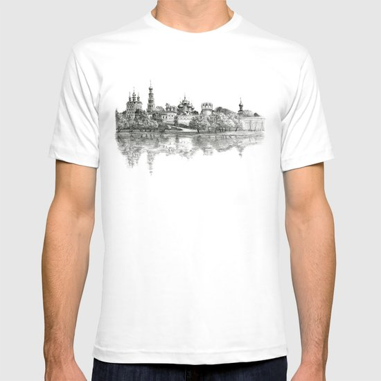 Novodevichy Convent G2010-005 T-shirt