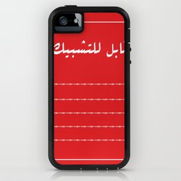 single ready to mingle  iPhone Case