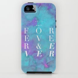 How You Get The Girl iPhone Case