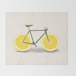 Zest Throw Blanket