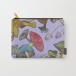 Fun Fungi Carry-All Pouch