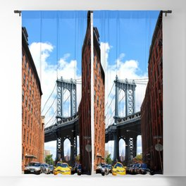 That Brooklyn View - The Empire Peek Blackout Curtain