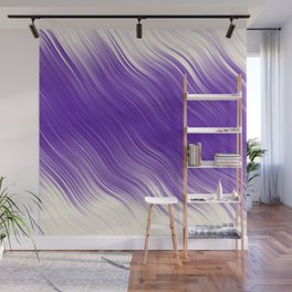 Stripes Wave Pattern 10 ppi Wall Mural