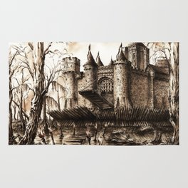 Swamp Fortress Rug
