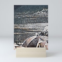 Sydney Opera House Mini Art Print