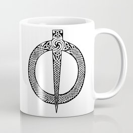 Celtic Pin Coffee Mug