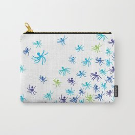 Octopus dance Carry-All Pouch