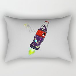 Bottleship Rectangular Pillow