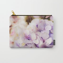 Faded Blue Carry-All Pouch
