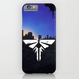 The last of us - Fireflies iPhone Case