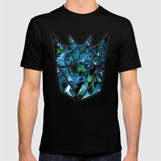 Decepticons Abstractness - Transformers T-shirt
