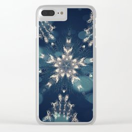 'Tis The Season To Sparkle Clear iPhone Case
