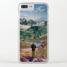 Ars Longa, Vita Brevis Clear iPhone Case