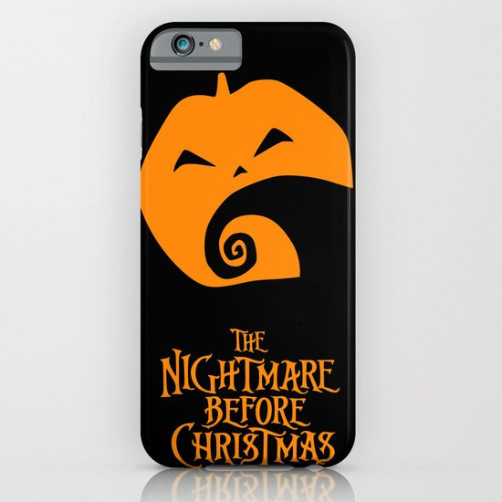 The Nightmare before Christmas iPhone & iPod Case