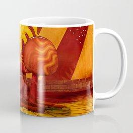 Total Impact Mushroom Garden Coffee Mug