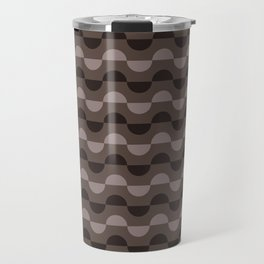 Taupe Slope Travel Mug