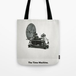 The Time Machine – Classic Beetle Ad Tote Bag