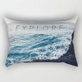 Ocean Escape Rectangular Pillow