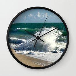 Vero Riptide Wall Clock