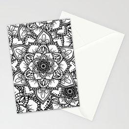 Mandalas n.1 Stationery Cards