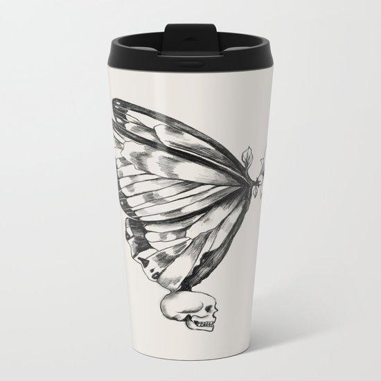 Carry On Metal Travel Mug