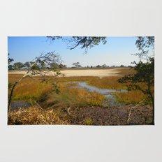 Beautiful Swamp Rug