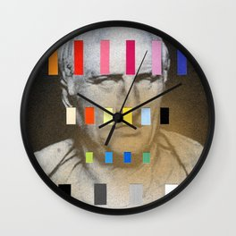 Composition 552 Wall Clock