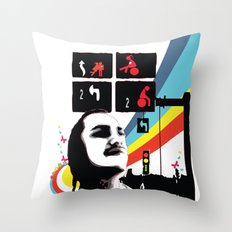 Done Throw Pillow