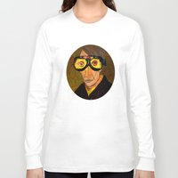 van gogh Long Sleeve T-shirts featuring Pablo van Gogh 2 by Marko Köppe